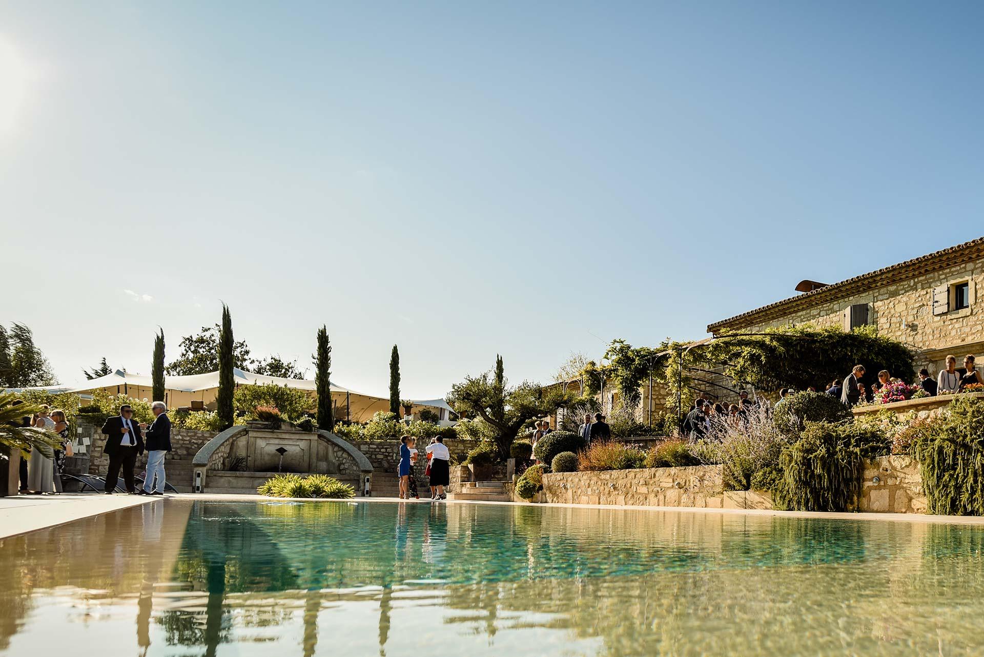 Location tente de réception Mariage événement tente Stretch Provence Avignon Vaucluse