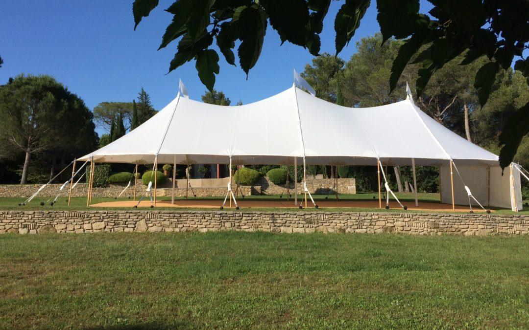 tente Sail | Location tente et chapiteaux